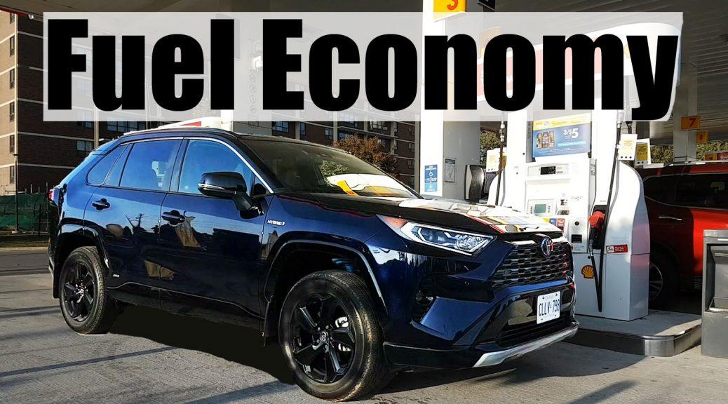 Toyota RAV4 Hybrid Fuel Economy