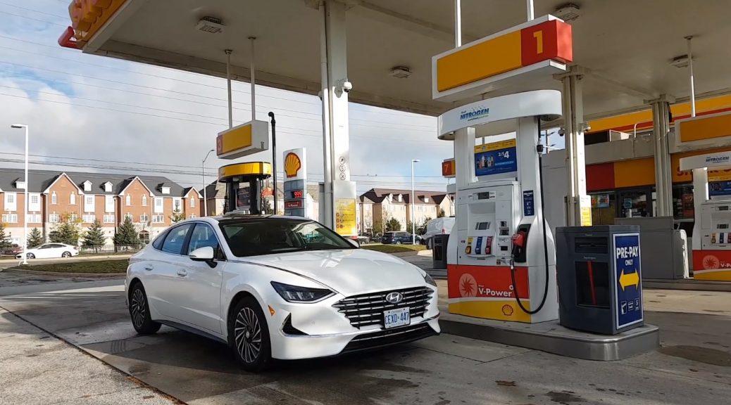 Hyundai Sonata Hybrid Fuel Economy